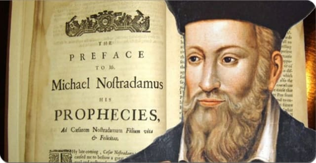 5 пророчеств Нострадамуса