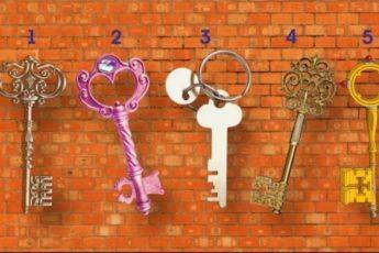 Ваш выбор ключа расскажет о тайных страхах подсознания