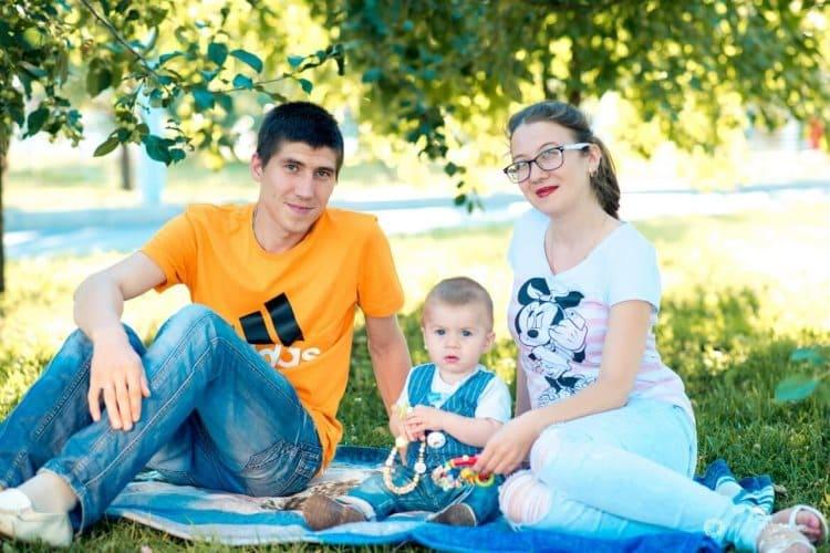 Страшная тайна одной образцовой семьи