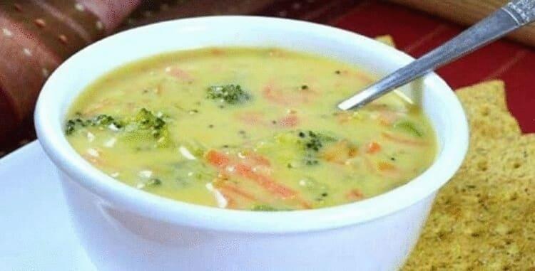 Очистка организма супами