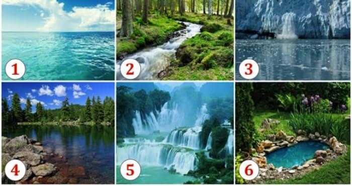 Поразительный тест: Выберите водоем и узнайте все о себе и о своем будущем!