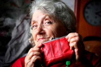 Бабушка дала совет, чтоб денежки в доме водились!