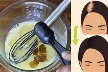 Эти три ингредиента остановят выпадение волос,восстановят их силу и блеск за 1 раз!
