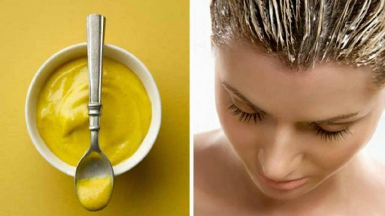 Горчица с сахаром – и твои волосы не узнать. Чудо рецепт!