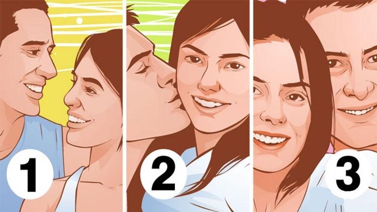 Интересный тест. Какая из этих пар счастливая?
