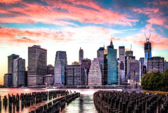Какой город в мире больше всего подходит вам?