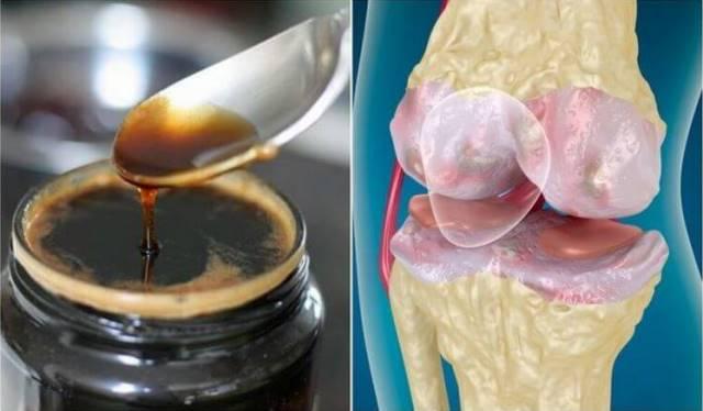 Натуральное средство для укрепления костей и суставов