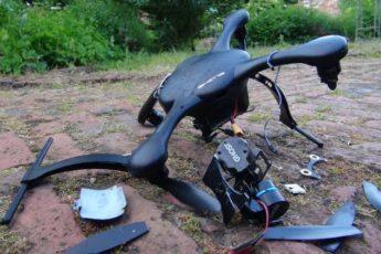 Над участком летает дрон и снимает, можно его сбить? (ответ юриста)