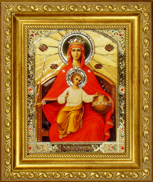 Сильная молитва матери о детях к Пресвятой Богородице