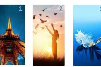 Выберите картинку и узнайте какое послание ангелы хотят передать вам