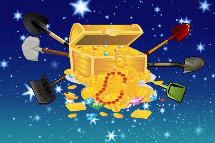 Тест-гадание: выберите лопату, и узнаете, повезет ли вам стать богаче