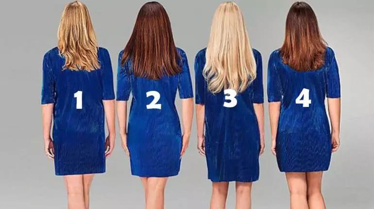 Занимательная головоломка: какая из женщин моложе остальных. Менее 30% людей дают верный ответ