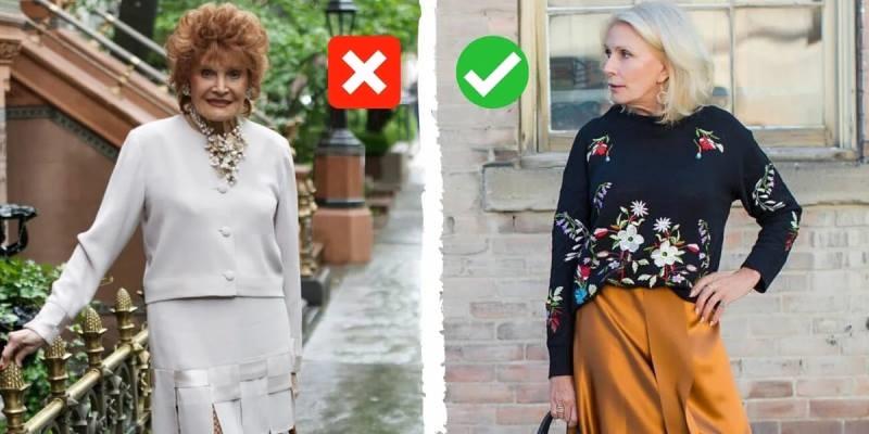 7 юбок, которые не стоит носить женщинам в возрасте