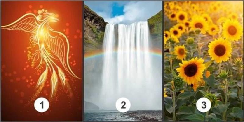 Выберите изображение и получите небесное послание для своей души
