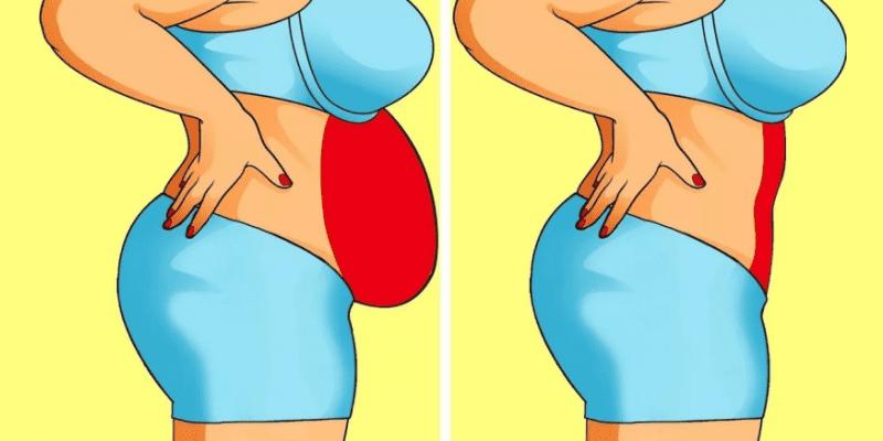 8 упражнений, которые растопят жир по всему телу…