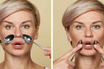 Антивозрастной массаж подтянет кожу лица за 2 недели
