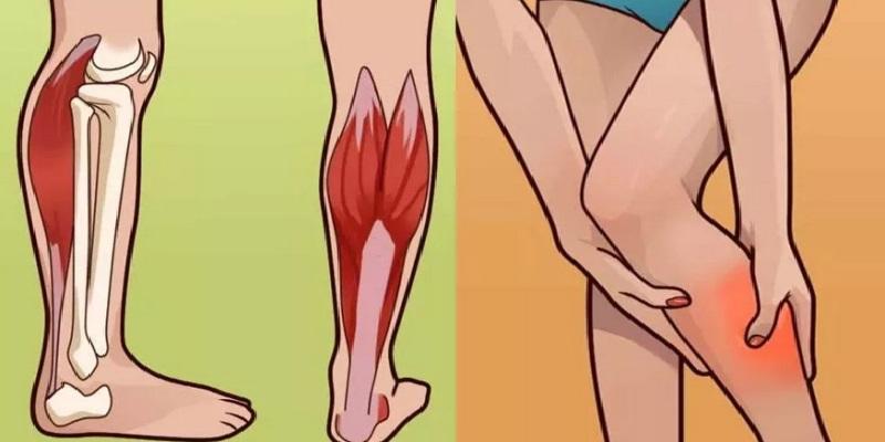 Что вызывает судороги ног и как это исправить