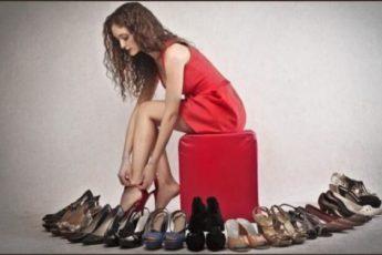 Как быстро разносить туфли?