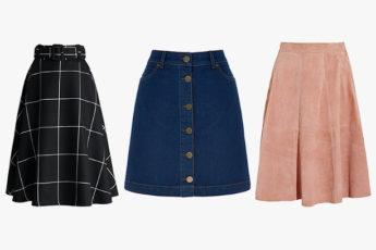На заметку: 7 юбок, которые нужны каждой женщине