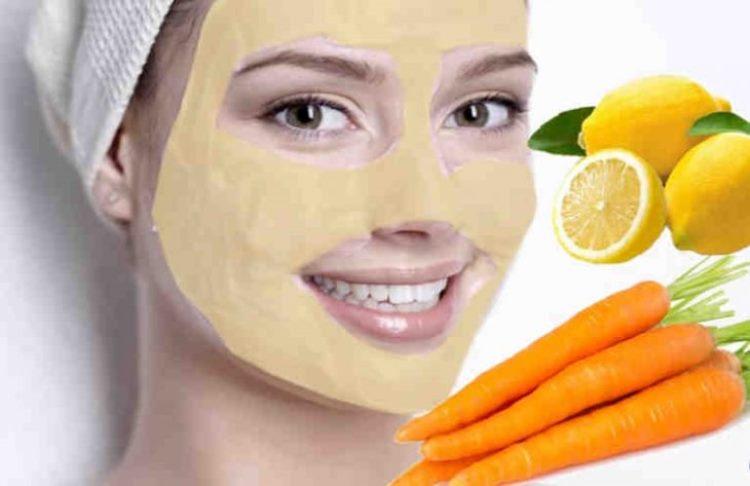 Антивозрастная отбеливающая и очищающая маска — эффект 3 в 1