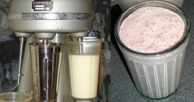 Вкуснятина из далёкого детства: тайна приготовления молочного коктейля по-советски