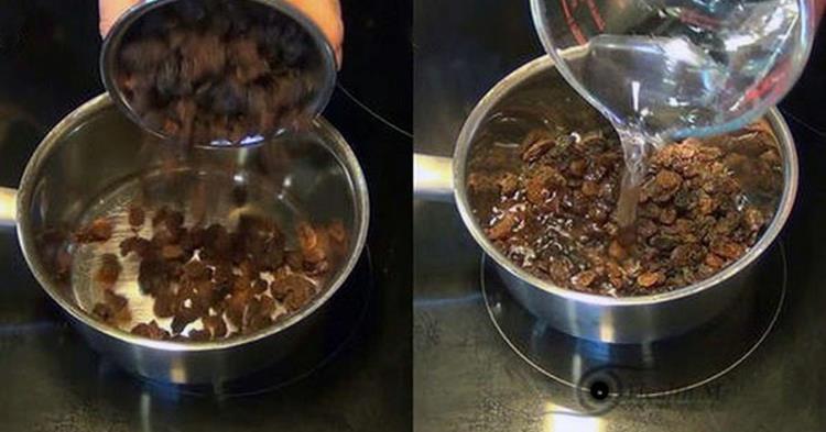 Врачи в шоке! Изюм и вода очистят печень за 2 дня!