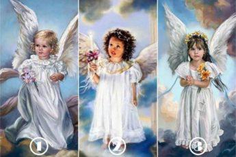 Выберите ангела, чтобы открыть свое послание от Вселенной