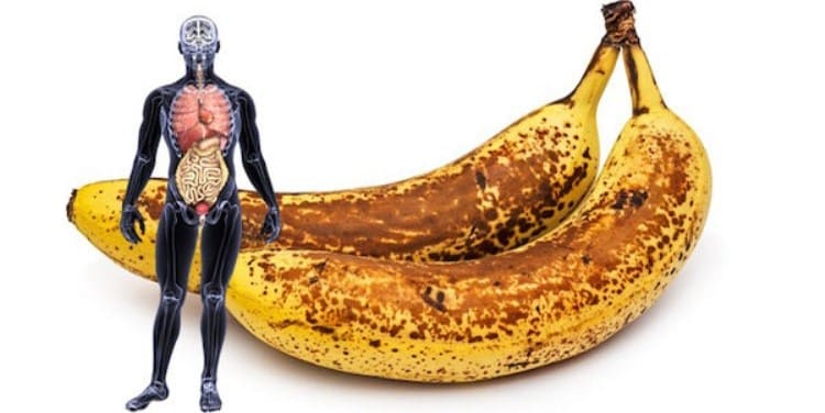 Если вы съедаете 2 банана в день в течение месяца, вот что происходит с вашим организмом!