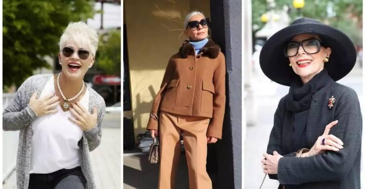 «Не бабушка, а стильная дама»: какие вещи стоит носить женщинам за 50, чтобы выглядеть моложе и эффектнее