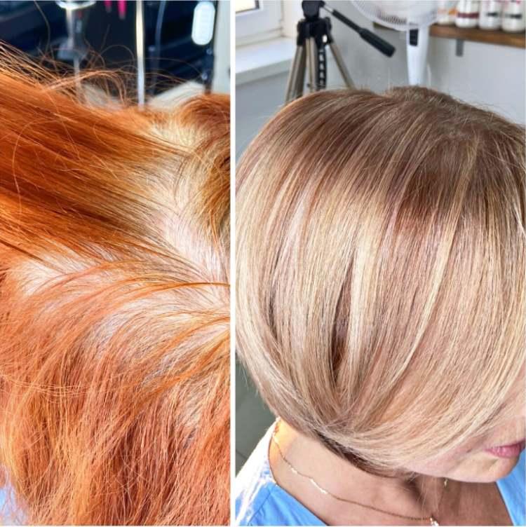 Оттенки, которые точно подойдут седым волосам!