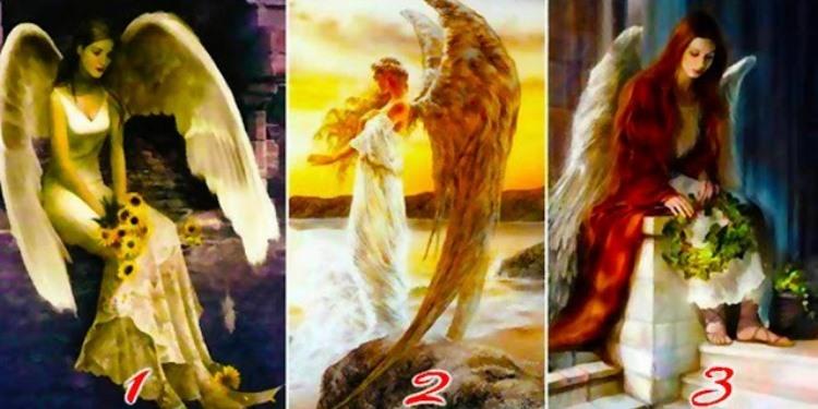 Тест-предсказание: ангел на карте подскажет, что вас ждет в ближайшем будущем