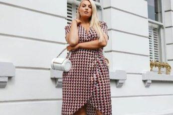 Модные платья, скрывающие живот