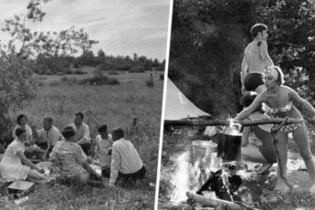 Как граждане СССР отдыхали в выходные
