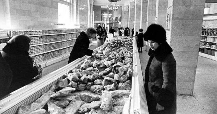 Продукты, которые были только в СССР, а в других странах их не было