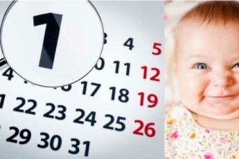 Дети, рожденные 1, 10, 19 и 28 числа каждого месяца — особенные: в чем их уникальность