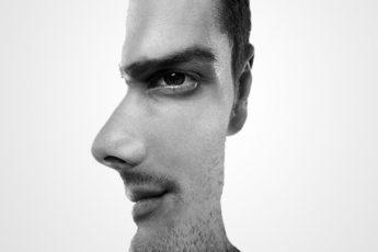 Тест. Что Вы видите - профиль или анфас?