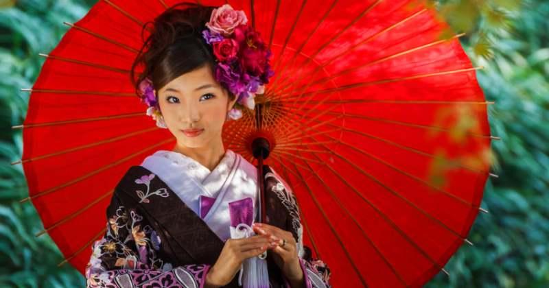 Японские гейши для красивого тела делали всего 4 упражнения