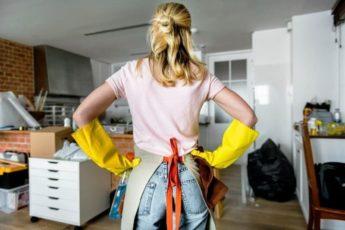 7 особых случаев, в которых делать домашнюю уборку – плохая примета