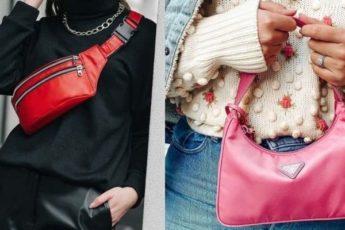 Мода возвращается: популярные модели сумок из 90-х