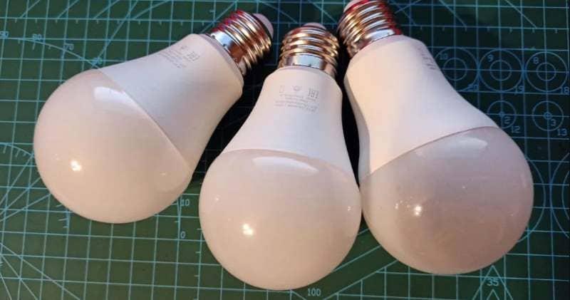 В чем заключен главный вред Led ламп