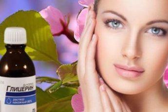 Глицерин для лица: польза и применение