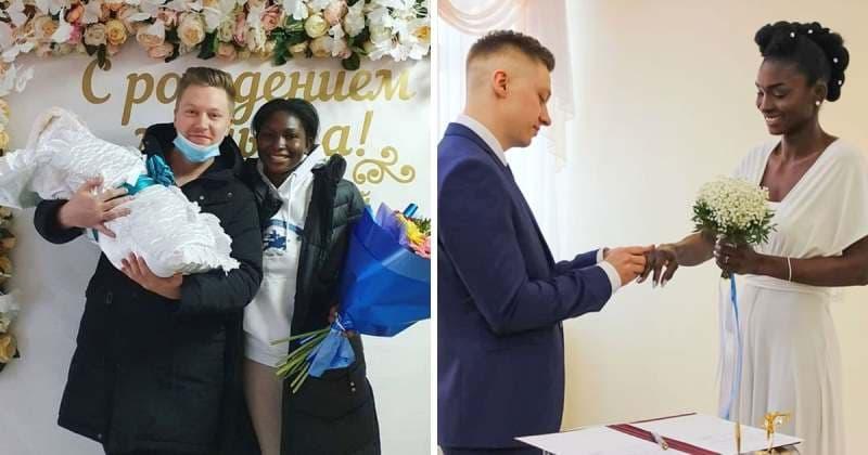 Житель Якутии и модель из Нигерии: удивительная история любви, в которую сложно поверить
