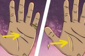 5 необычных знаков на руках, которые говорят о том, что вас охраняют Высшие Силы